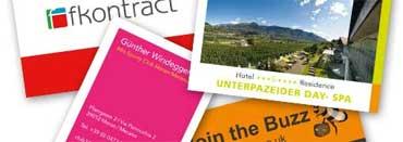 Druckerei Südtirol Druck Ohg Meran Burggrafenamt Südtirol